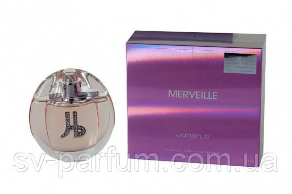 Парфюмированная вода женская Merveille 100ml