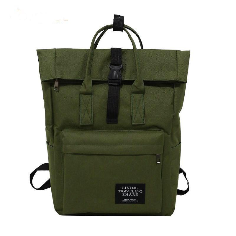 Рюкзак городской с юсб(usb) для ноутбука хаки Mojoyce (AV171)