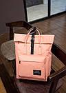 Рюкзак городской с юсб(usb) для ноутбука хаки Mojoyce (AV171), фото 7