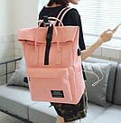 Рюкзак городской с юсб(usb) для ноутбука хаки Mojoyce (AV171), фото 4