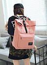 Рюкзак городской с юсб(usb) для ноутбука хаки Mojoyce (AV171), фото 9