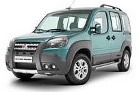 Тюнинг Fiat Doblo (2001-2012)
