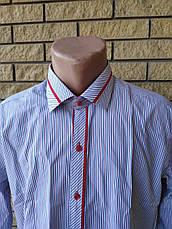 Рубашка мужская коттоновая брендовая высокого качества COLVIS, Турция, фото 3
