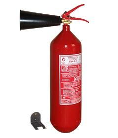 Огнетушитель углекислотный ОУ-5, ВВК-3,5