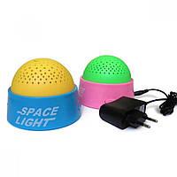 Світильник проектор зоряне небо Sleep lamp (сліп лемп)