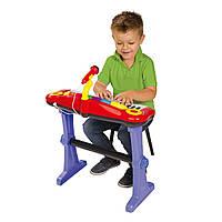 Музыкальная установка Simba Клавишные-парта с микрофоном 6838629 ТМ: Simba