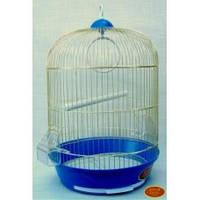 Клетка для птиц А309 33*53см эмаль Золотая Клетка