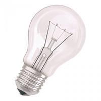 Лампа накаливания PHILIPS A55 60W E27 CL станд. проз.