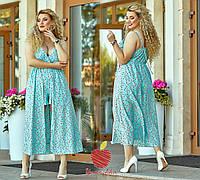 Оригинальный сарафан-юбка-шорты