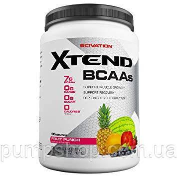 Аминокислоты BCAA Scivation Xtend BCAAs 1188 г (90 порц.)