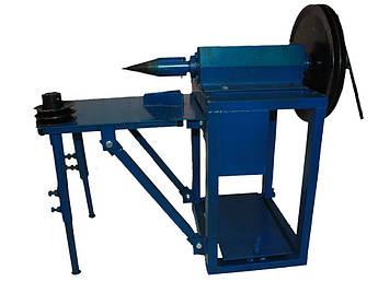 Дровокол с приводом от электродвигателя + конус 80 мм (ДР4) | Дровокол (під електодвигун) (конус 80 мм)