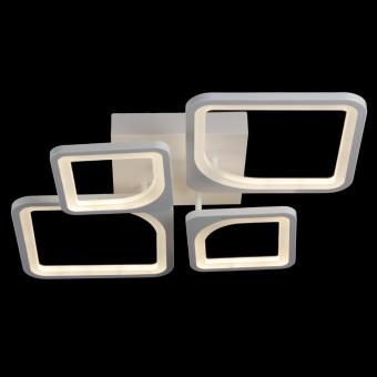 Люстра світлодіодна SG-8036/2+2 WH DIMMER