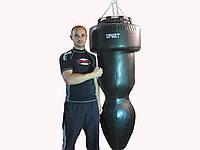 Боксерский мешок апперкотный силуэт Spurt