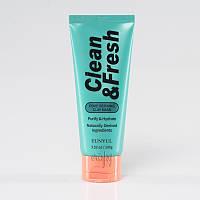 Глиняная маска для чистки пор на основе зеленого чая EUNYUL Clean & Fresh Pore Refining Clay Mask - 100 г