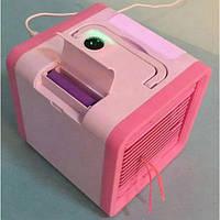 Мини вентилятор арктика (arctic air),розовый