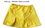 Юбка шорты женская эластан. Юбка для тенниса., фото 5
