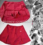 Юбка шорты женская эластан. Юбка для тенниса., фото 9