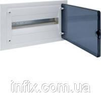 Щит в/у з  прозорими дверцятами, 18 мод. (1х18), GOLF