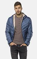 Мужская синяя куртка MR520 MR 102 1638 0219 Blue