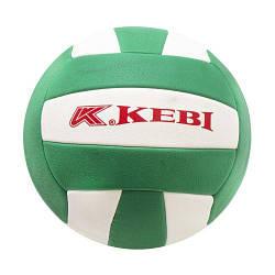 """Волейбольный мяч """"Kebi Kepai"""" (зеленый) KV-575"""