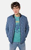 Мужская синяя куртка MR520 MR 102 1639 0219 Blue