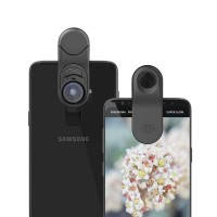 Универсальный объектив Olloclip Multi-Device Wide-Angle + Macro Intro Lenses