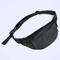 Поясная сумка большая Twins черная, фото 1