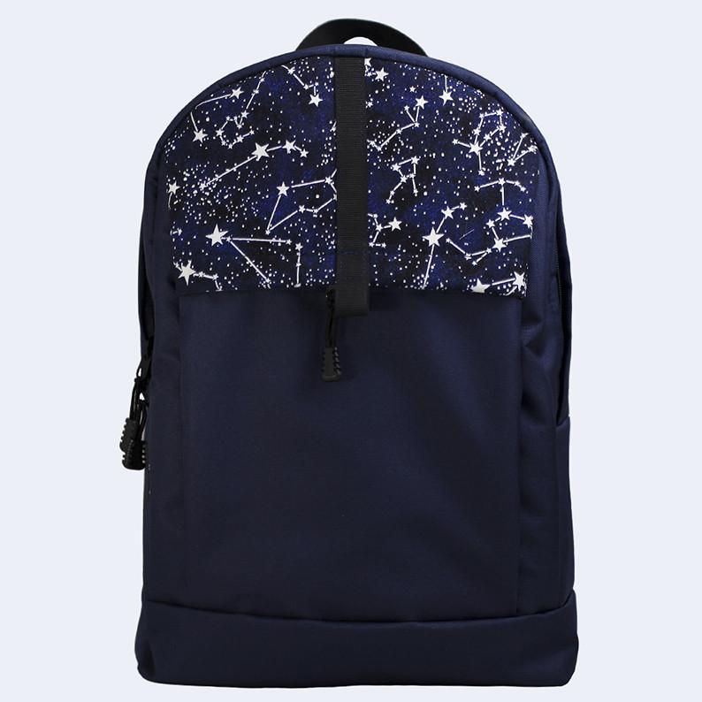 Рюкзак Twins с созвездиями cиний
