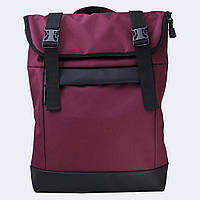 Рюкзак Twins Rolltop medium бордовый , фото 1