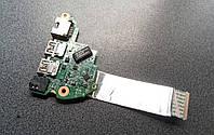 Плата звука  HP ProBook 450 G3 б.у.оригинал