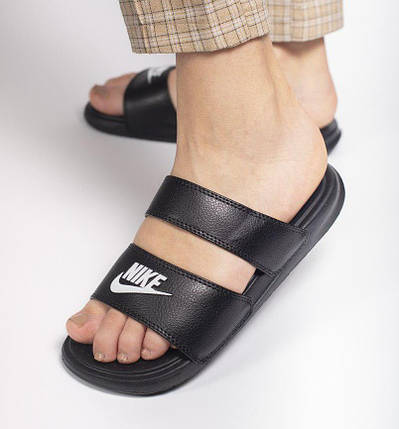 "Сланцы женские Nike Nike Benassi ""Duo Ultra Slide""/шлепанцы nike/тапки nike, фото 2"