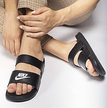 "Сланцы женские Nike Nike Benassi ""Duo Ultra Slide""/шлепанцы nike/тапки nike, фото 3"