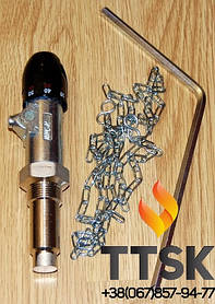 Механический терморегулятор ICMA (Италия)