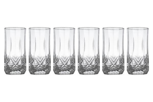 Brighton Набор стаканов высоких 310 мл - 6 шт Luminarc N1307