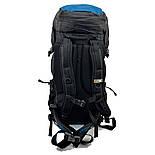 Туристичний рюкзак The North Face Terra 40L кольору морської хвилі, фото 3