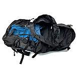 Туристичний рюкзак The North Face Terra 40L кольору морської хвилі, фото 4