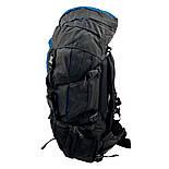 Туристичний рюкзак The North Face Terra 40L кольору морської хвилі, фото 2