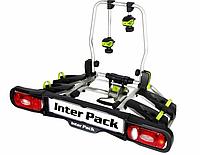 Велосипедная платформа InterPack Viking 2 на фаркоп для 2 велосипедов