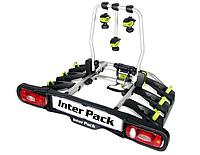 Велосипедная платформа InterPack Viking 3 на фаркоп для 3 велосипедов