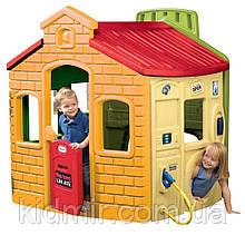 Садовий будиночок Супергородок спортмайданчик, школа, магазин, заправка Little Tikes 444C