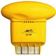 Самая эффективная борьба с блохами! XJ-60 – электро-расчёска, убивает насекомых, безопасна для собаки/кошки