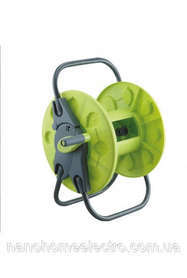 Катушка для шланга зеленая (60м 1/2)  (3201)
