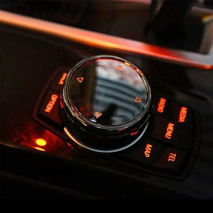 Керамическая Накладка на джойстик iDrive BMW F10 F20 F30 3 5 NBT