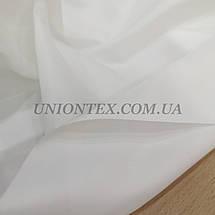 Ткань оксфорд 340D белый (135 г/м.кв), фото 3