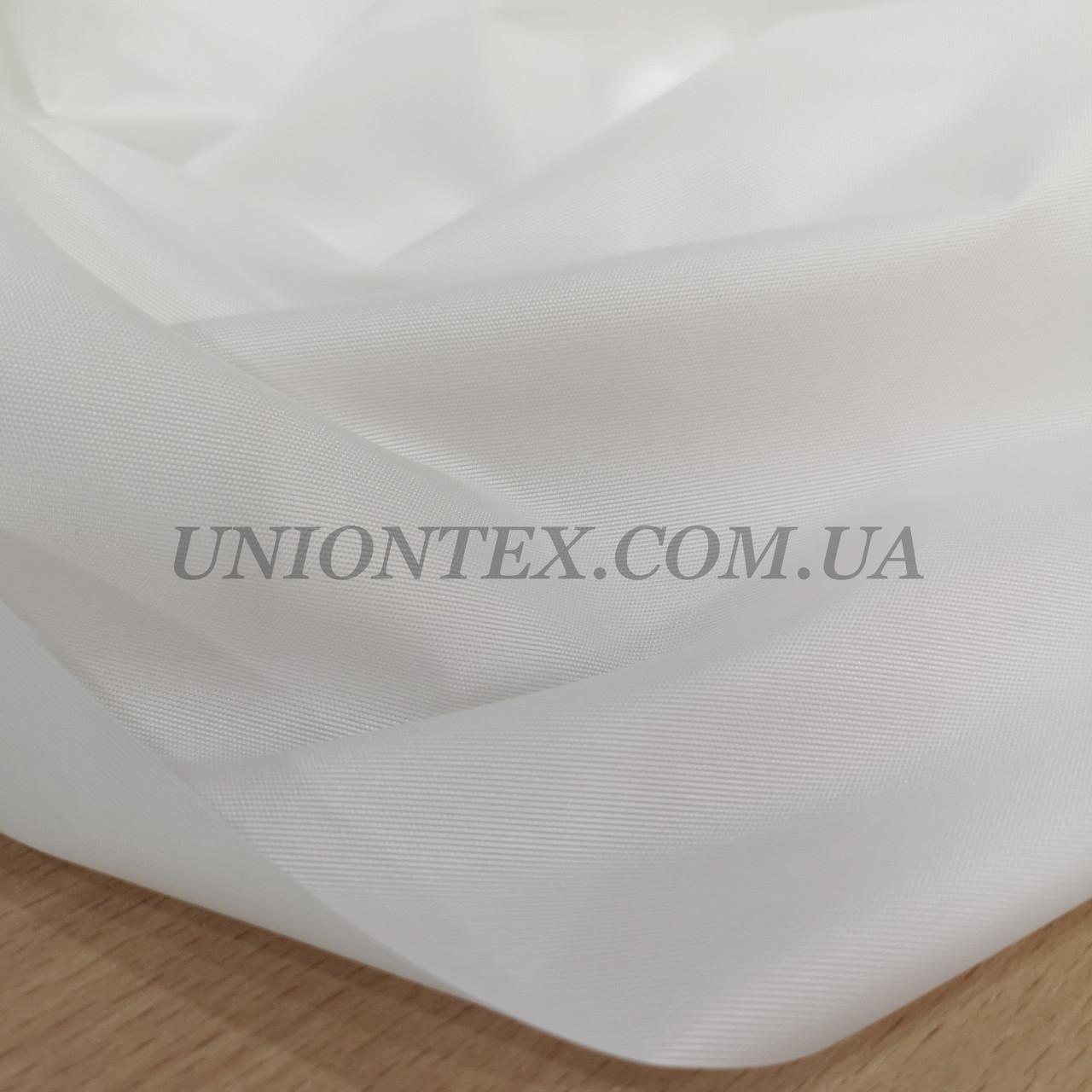 Ткань оксфорд 340D белый (135 г/м.кв)
