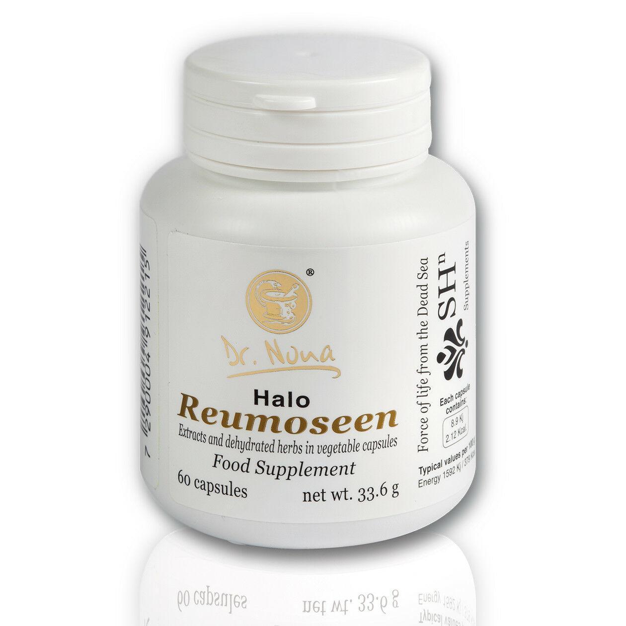 Доктор Нона Ревмосин Доктор Нона / Dr.Nona - Halo Reumoseen - Dead Sea Minerals Dietary Supplement Vitamins