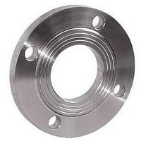 Фланець сталевий плоский ГОСТ 12820-80 Ру 25 Ду 100