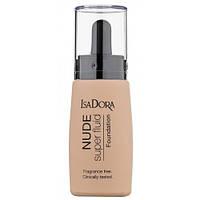 Тональная основа Nude Fluid Foundation 13 Nude Beige IsaDora