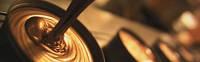Метализированная краска пантон  Metalstar 07 2875 Gold