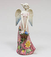 "Фарфоровая статуэтка ""Девушка-Ангел"" (Pavone) JP-147/15"